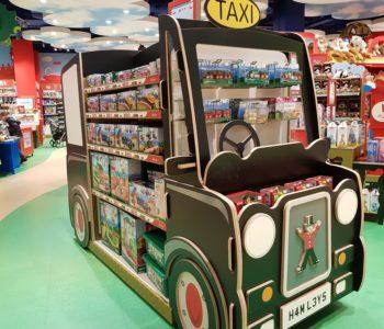 Sklep z zabawkami Hamleys – spełnienie dziecięcych marzeń