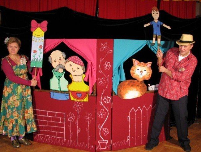 Teatrzyki Niedzielne: Kolorowe wiersze
