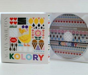 Kolory – płyta dla dzieci