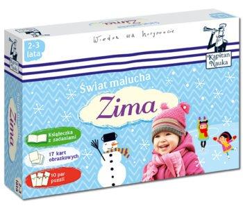 Świat malucha: Zima – zestaw dla dzieci