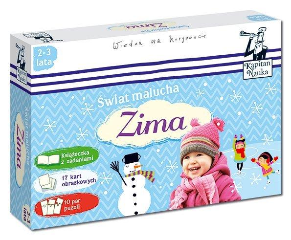 Świat malucha: Zima - zestaw dla dzieci