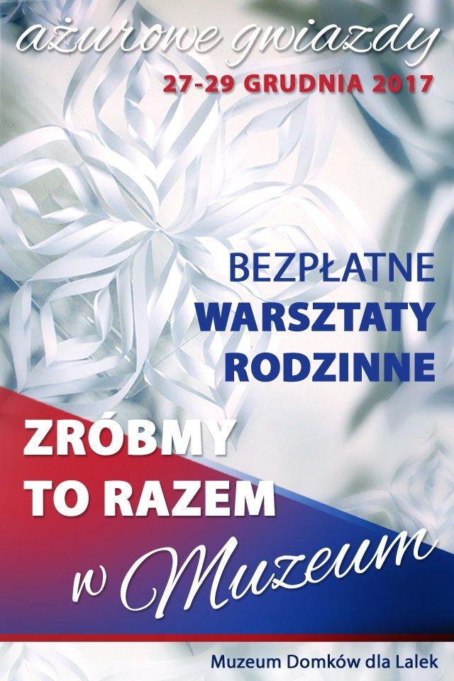 bezpłatne warsztaty dla dzieci w Warszawie Muzeum Lalek
