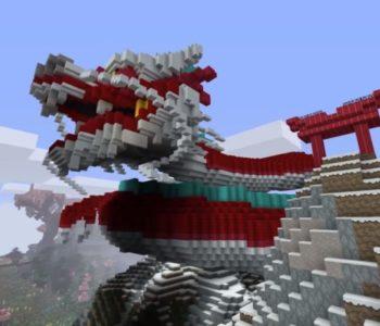 Smocze ferie z Minecraftem