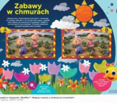 Chmurkowe opowieści zabawy w chmurach do druku dla dzieci