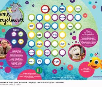 Meme i przysłowia niezwykły labirynt zabawa dla dzieci do druku