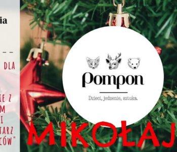 Mikołajkowe spotkanie autorskie w Pomponie