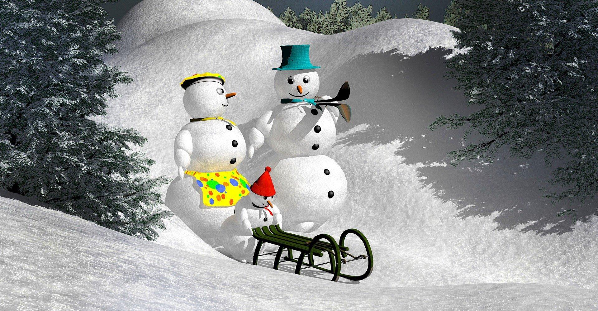 Biały zimowa piosenka dla dzieci tekst i melodia