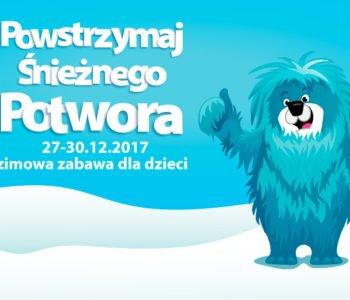 Zimowe zabawy w przerwie świątecznej w Gdańsku i Wrocławiu