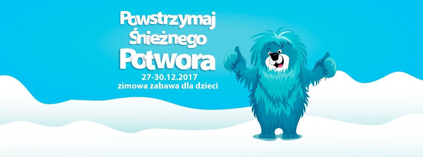 STRONA-IKONKA-potwor warsztaty atrakcje dla dzieci w Gdańsku 2018