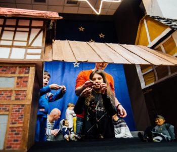 Warsztaty tworzenia lalek – gościnnie Teatr Marka Żyły