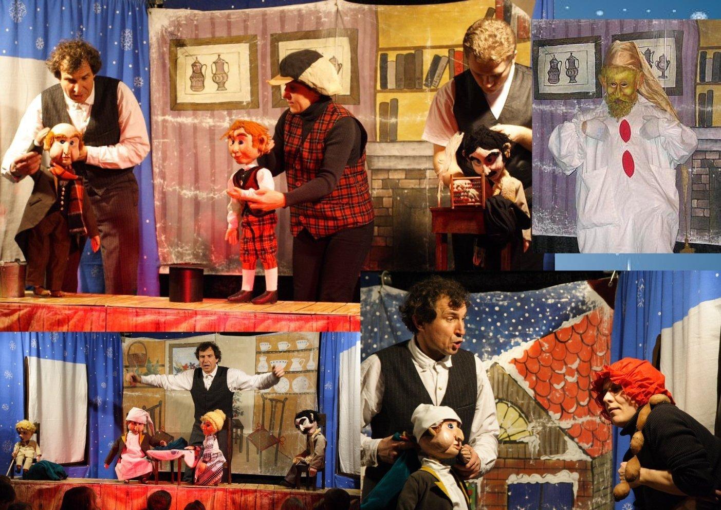 Opowieść Wigilijna - spektakl teatralny dla dzieci