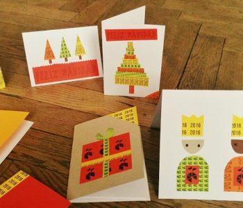 Warsztaty plastyczne dla dzieci z bożonarodzeniową literką ñ!