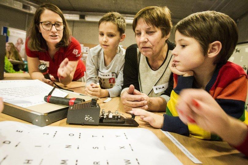 Warsztaty Familijne w Centrum Nauki Kopernik
