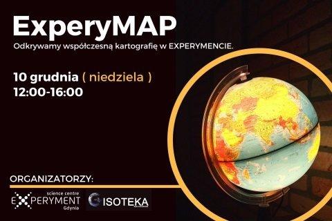 ExperyMAP – niedziela ze współczesną kartografią