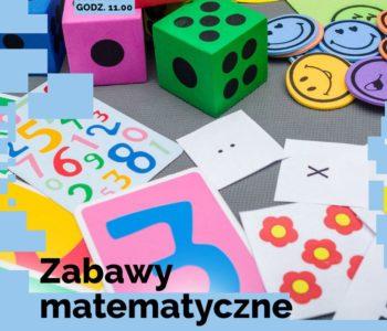 Zabawy matematyczne