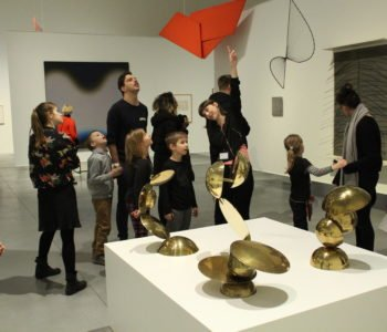 Działania otwarte w Muzeum Sztuki Nowoczesnej