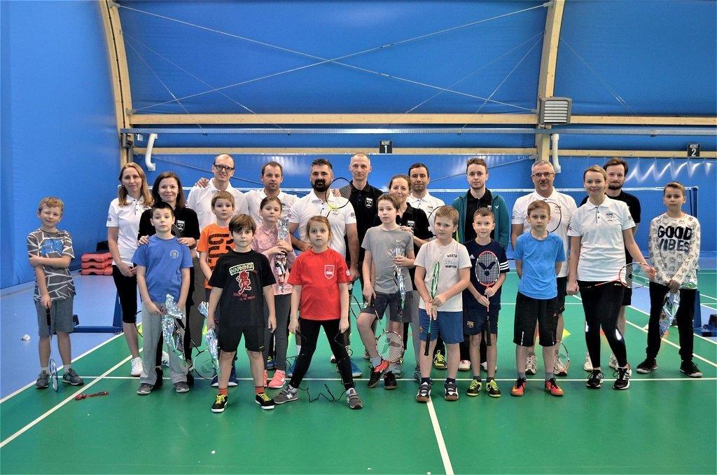 Ferie w mieście z Akademią Badmintona