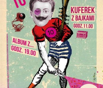 10-lecie Chorzowskiego Centrum Kultury – Kuferek z bajkami