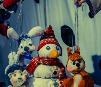 Kiedy pada śnieg – spektakl dla dzieci wDK Kadr