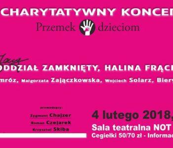II charytatywny koncert Przemek Dzieciom
