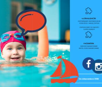 Nowy semestr nauki oraz doskonalenia pływania dla dzieci i dorosłych z Dzieciakami w formie