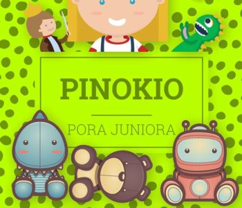 Pora Juniora: Pinokio - teatrzyk