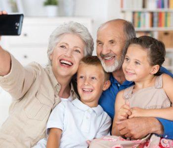 Zabierz Dziadków na sesję foto