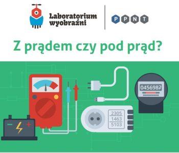 Z prądem i pod prąd w Laboratorium Wyobraźni