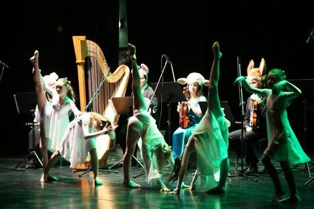 Poranki muzyczne: Wesoły kwintet dęty w karnawałowych rytmach