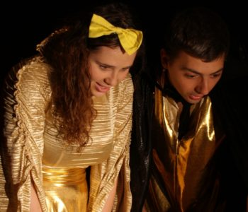 Teatr Trip: Tajemnica skarbu na kurzej nóżce