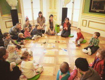 Royal stories - Warsztaty z języka angielskiego dla rodzin z dziećmi
