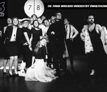 Spektakle teatralne w SCKM specjalnie dla WOŚP – bezpłatne zaproszenia
