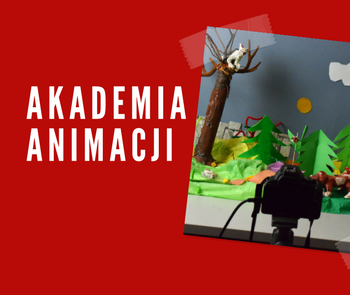 Akademia Animacji– startuje trzecia edycja kursu animacji dla dzieci i młodzieży