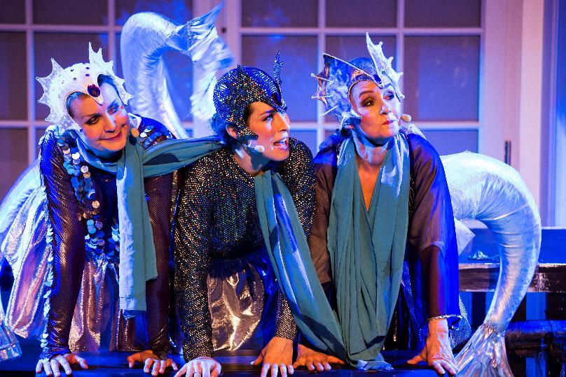 Baśnie cygańskie w Teatrze Polskim