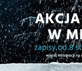 Zima w mieście 2018 w MDK Dom Harcerza