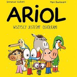 Ariol recenzja książek dla dzieci