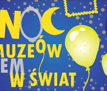 Balonem w świat! Noc Muzeów w Muzeum Poczty i Telekomunikacji