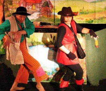 Teatr Qfer: Kot w butach