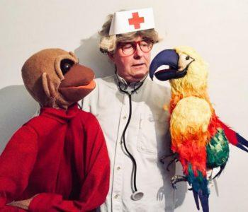Teatr Klapa czyli Koperek i Kminek: Być jak Doktor Dolittle