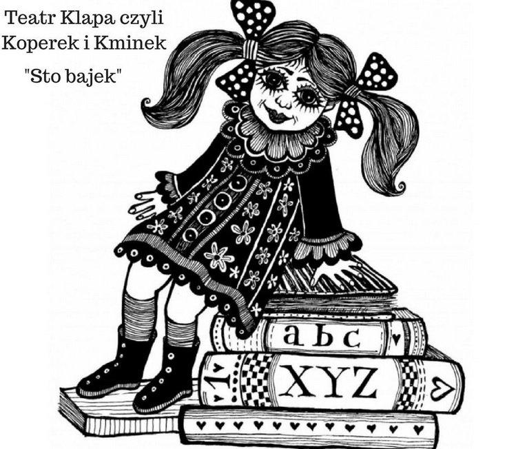 Teatr Klapa czyli Koperek i Kminek: Sto bajek
