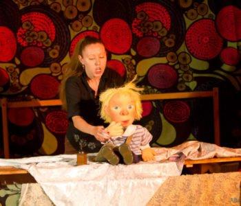 Teatr Pacuś: Profesor Pacyna i jego rodzina