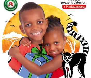 Podaruj prezent potrzebującym dzieciom z Madagaskaru