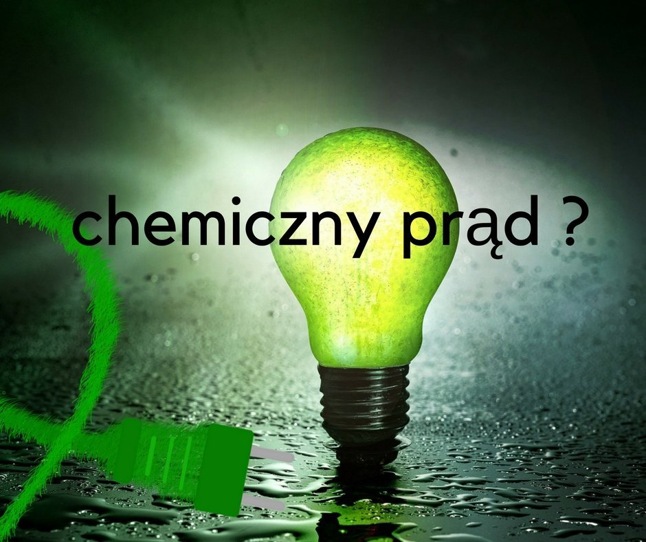 chemia z prądem