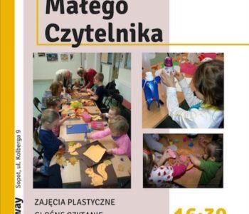 Akademia Małego Czytelnika w Bibliotece Sopockiej
