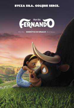 Fernando – czyli najsłynniejszy byczek świata w Multikinie od 5 stycznia