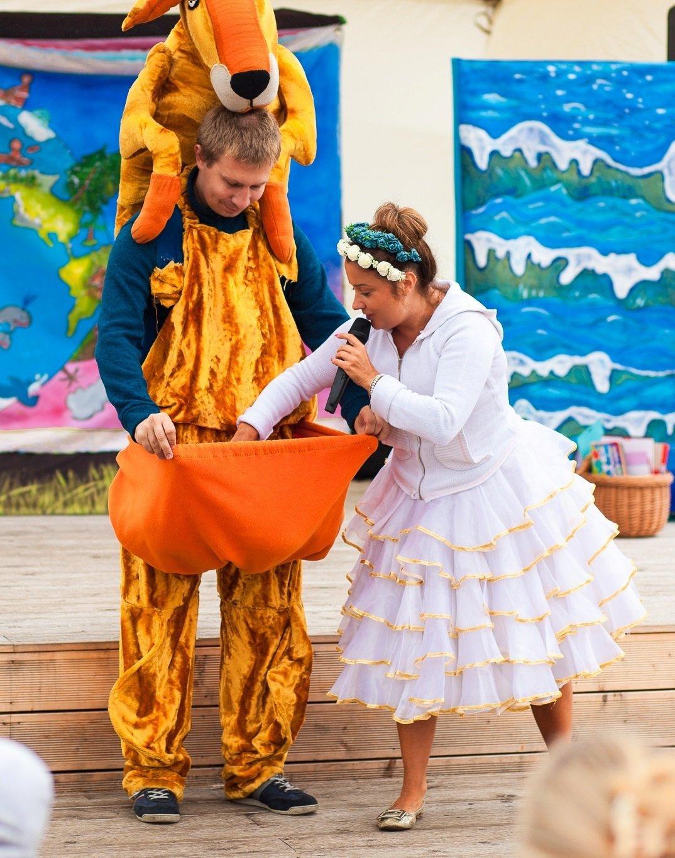 Bal karnawałowy dla dzieci: Dookoła świata