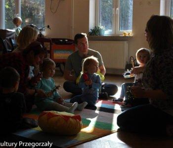 Strefa Rodzica w Klubie Kultury Przegorzały