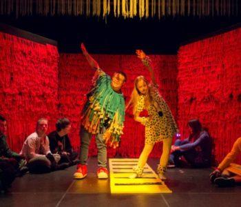 Ja jestem ja – spektakl dla dzieci w Instytucie Teatralnym