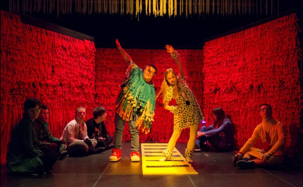 Ja jestem ja - spektakl dla dzieci w Instytucie Teatralnym