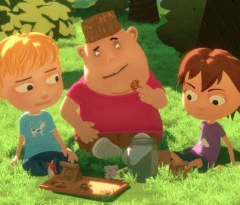Mała Kika – filmowe spotkania dla dzieci w kwietniu